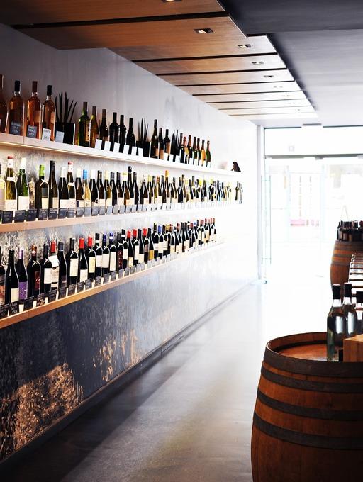 Wijnen le Sud
