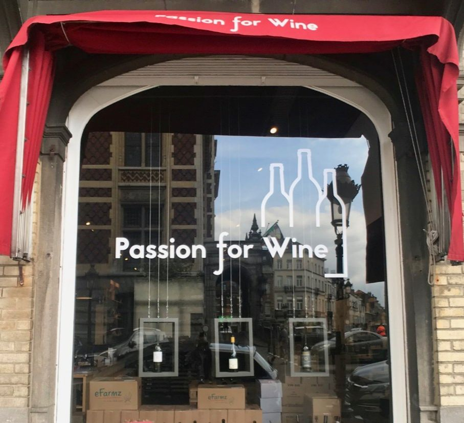 passion for wine boutique