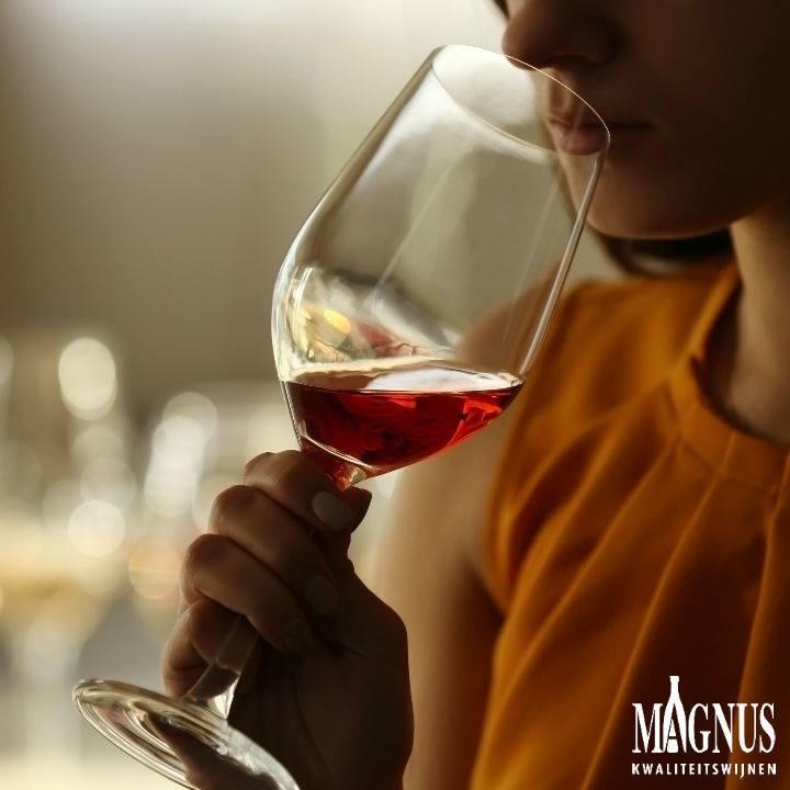 verre vin magnus